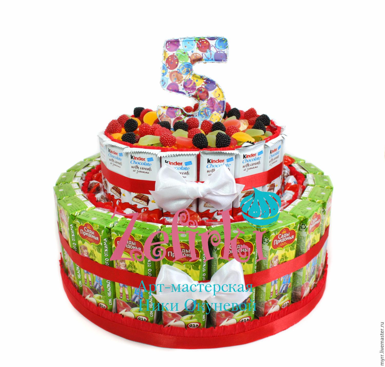 Подарок в садик на день рождения ребенка 5
