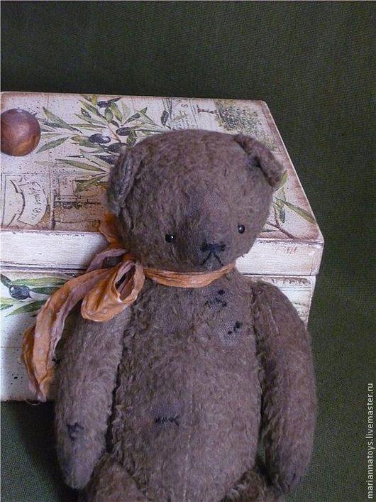 Мишки Тедди ручной работы. Ярмарка Мастеров - ручная работа. Купить Топтыжка. Handmade. Коричневый, медвежонок