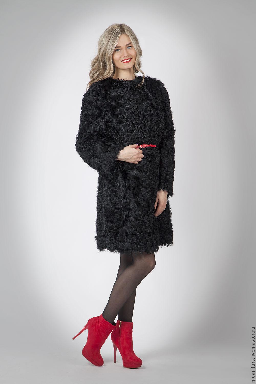 Fur coat Goat, Fur Coats, Kirov,  Фото №1