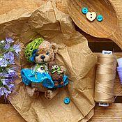 Куклы и игрушки ручной работы. Ярмарка Мастеров - ручная работа Фанни (5,5 см). Handmade.