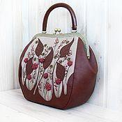 Сумки и аксессуары handmade. Livemaster - original item Bag WHISPERING GRASS bag. Handmade.