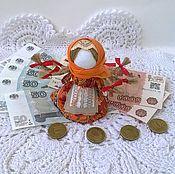 Куклы и игрушки handmade. Livemaster - original item Ognevushka. Handmade.