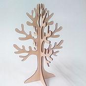 """Манекены ручной работы. Ярмарка Мастеров - ручная работа IVL-501-3-40 (20 х 13,5) Подставка для украшений """" Дерево"""". Handmade."""