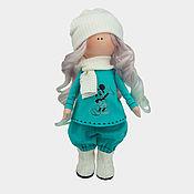 Материалы для творчества handmade. Livemaster - original item Ursula doll sewing kit. Handmade.