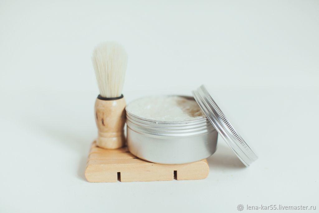 интернет магазин на Ярмарке Мастеров Мыльное удовольствие отзывы мыло для бритья мужское