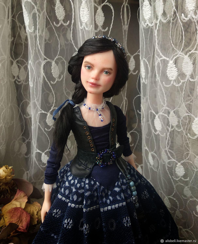 boudoir doll: Elizabeth (boudoir collectible doll), Boudoir doll, Barnaul,  Фото №1