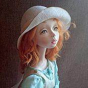 Куклы и игрушки ручной работы. Ярмарка Мастеров - ручная работа Коллекционная кукла Фиби. Handmade.