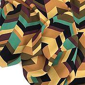 Ткани ручной работы. Ярмарка Мастеров - ручная работа Вискоза плательная в ассортименте. Handmade.