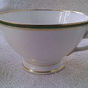 Винтаж handmade. Livemaster - original item until 1910 tea Cup. Bohemia. Haas & Czjzek.. Handmade.