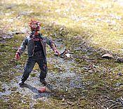 Куклы и игрушки ручной работы. Ярмарка Мастеров - ручная работа Щелкун (Clicker) из игры The Last Of Us. Экшен фигурка.. Handmade.