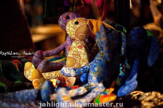 Animal Toys handmade. Livemaster - handmade. Buy Leverets-calitate).Rabbits, toys, jalita, synthetic