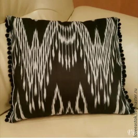 Стильные декоративные подушки