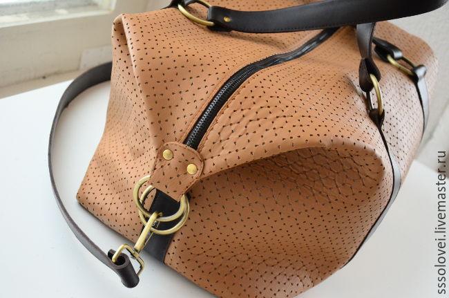 5576c07ea025 Дорожная сумка, размер S – купить в интернет-магазине на Ярмарке ...