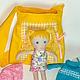Человечки ручной работы. Ярмарка Мастеров - ручная работа. Купить Игровая кукла с комплектом одежды. Handmade. Разноцветный, игровая кукла