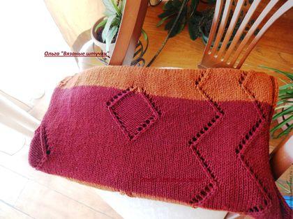 Текстиль, ковры ручной работы. Ярмарка Мастеров - ручная работа. Купить Плед