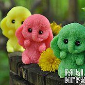 Косметика ручной работы handmade. Livemaster - original item Mimino soap Elephant. Handmade.