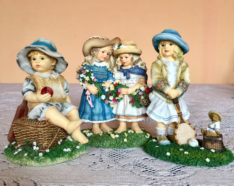 Christine Haworth , Leonardo (Леонардо) статуэтки, Винтаж, Уфа,  Фото №1