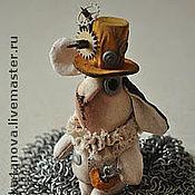Куклы и игрушки ручной работы. Ярмарка Мастеров - ручная работа Изобретатель Кларк!. Handmade.