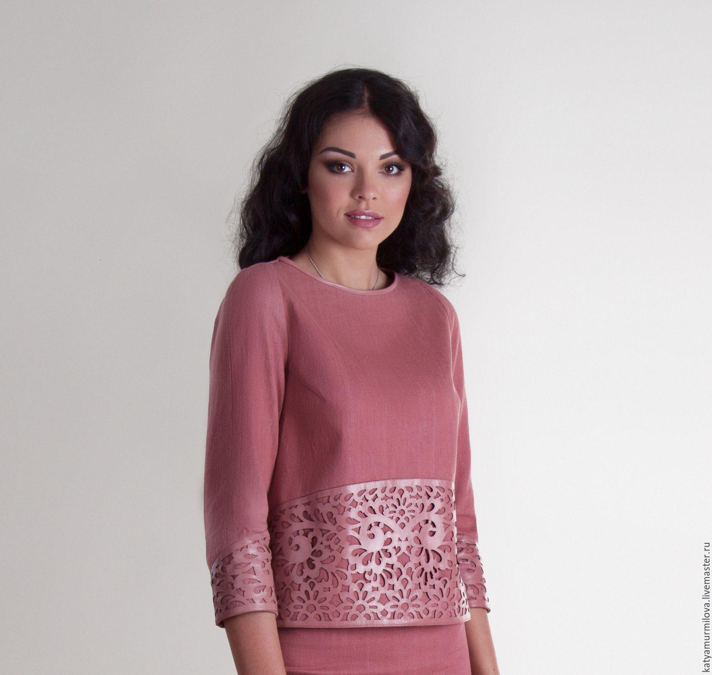 Женский пуловер доставка