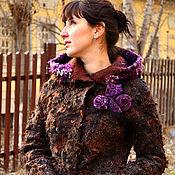 """Одежда ручной работы. Ярмарка Мастеров - ручная работа Курточка по мотивам """" на рассвете"""". Handmade."""