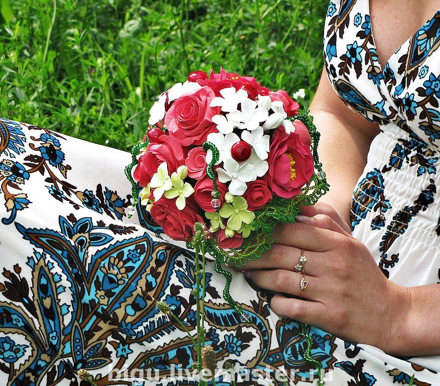 Свадебные букеты в городе клинцы