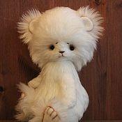 Куклы и игрушки ручной работы. Ярмарка Мастеров - ручная работа Мишка Одуванчик. Handmade.