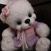 Куклы и игрушки ручной работы. Ярмарка Мастеров - ручная работа Мишка Танюша. Handmade.