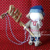 """Фен-шуй и эзотерика ручной работы. Ярмарка Мастеров - ручная работа Авторская кукла """"Сынок"""". Handmade."""