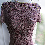 Blouses handmade. Livemaster - original item Irish lace. Blouse