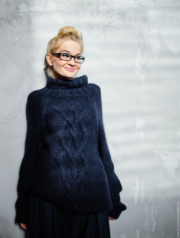 Купить свитер женский шерсть