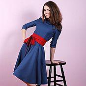 Платья ручной работы. Ярмарка Мастеров - ручная работа Платье на осень солнце. Handmade.