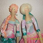 """Куклы и игрушки ручной работы. Ярмарка Мастеров - ручная работа интерьерная кукла Тильда """"Белянка"""". Handmade."""