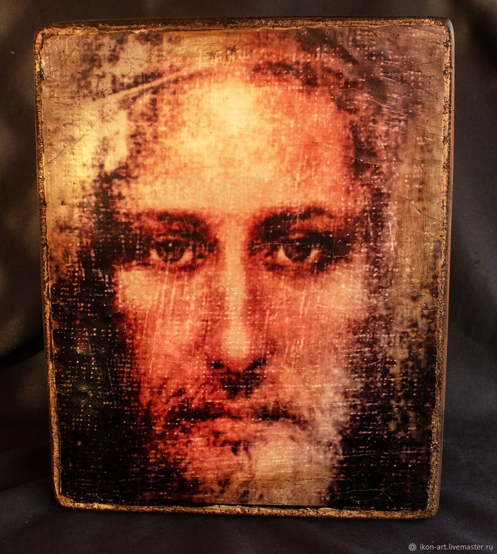 """Икона """"Нерукотворный образ Спасителя нашего Иисуса Христа"""", Иконы, Симферополь,  Фото №1"""