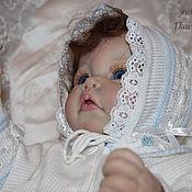Куклы и игрушки ручной работы. Ярмарка Мастеров - ручная работа Малыш из молда Лука.. Handmade.