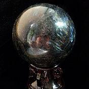 Фен-шуй и эзотерика ручной работы. Ярмарка Мастеров - ручная работа Шар из нуумита Великий восход 58 мм. Handmade.