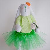 Куклы и игрушки ручной работы. Ярмарка Мастеров - ручная работа Балеринка веснянка. Handmade.
