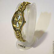 Украшения handmade. Livemaster - original item Beaded decoration. beaded bracelet. Watch with bracelet. Handmade.
