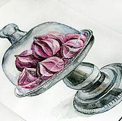 Картины и панно ручной работы. Ярмарка Мастеров - ручная работа Безе. Handmade.