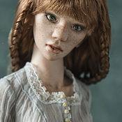 Куклы и игрушки ручной работы. Ярмарка Мастеров - ручная работа Лиза 3. Handmade.