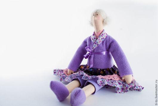 Куклы Тильды ручной работы. Ярмарка Мастеров - ручная работа. Купить Мила Интерьеркина. Handmade. Кукла интерьерная, кукла Тильда
