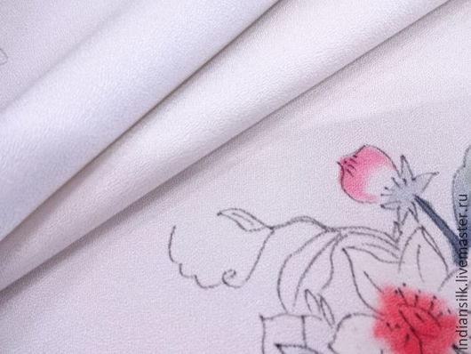 Шитье ручной работы. Ярмарка Мастеров - ручная работа. Купить Антикварный японский шелк 60х гг. Handmade. Комбинированный