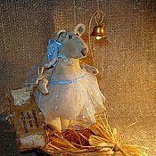 Куклы и игрушки ручной работы. Ярмарка Мастеров - ручная работа Крысильда. Handmade.