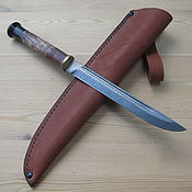 Сувениры и подарки handmade. Livemaster - original item Knives: Knife