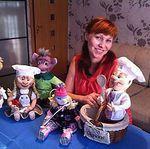 куклы от Светланы (KuznetsovaS) - Ярмарка Мастеров - ручная работа, handmade