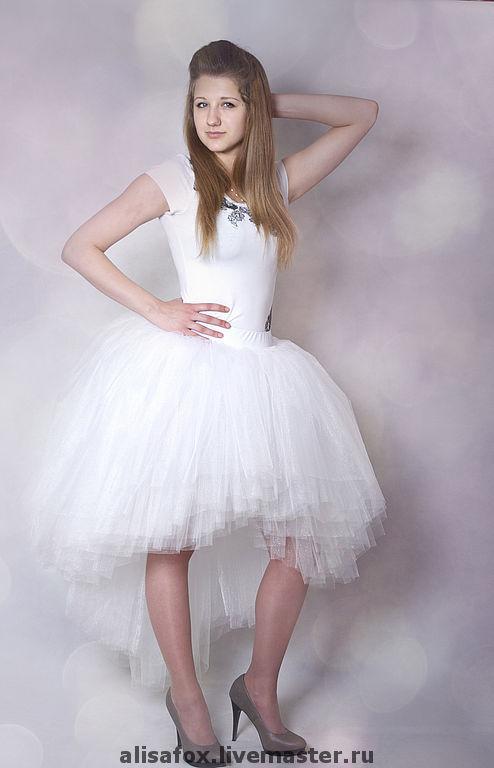 Свадебная юбка - пачка из фатина 5900 р