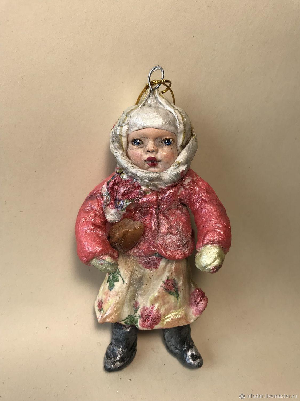 Ватная куколка Дуняша, Игрушки, Иглино, Фото №1