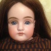 Винтаж ручной работы. Ярмарка Мастеров - ручная работа антикварная кукла Кестнер. Handmade.
