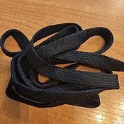 Шнуры ручной работы. Ярмарка Мастеров - ручная работа Шнурок для одежды. Handmade.