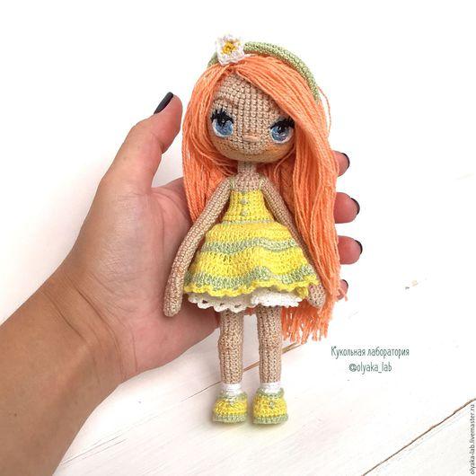 Человечки ручной работы. Ярмарка Мастеров - ручная работа. Купить Кукла вязаная Иринка. Handmade. Кукла, кукла в подарок