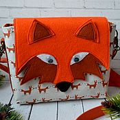 handmade. Livemaster - original item Bag for girls